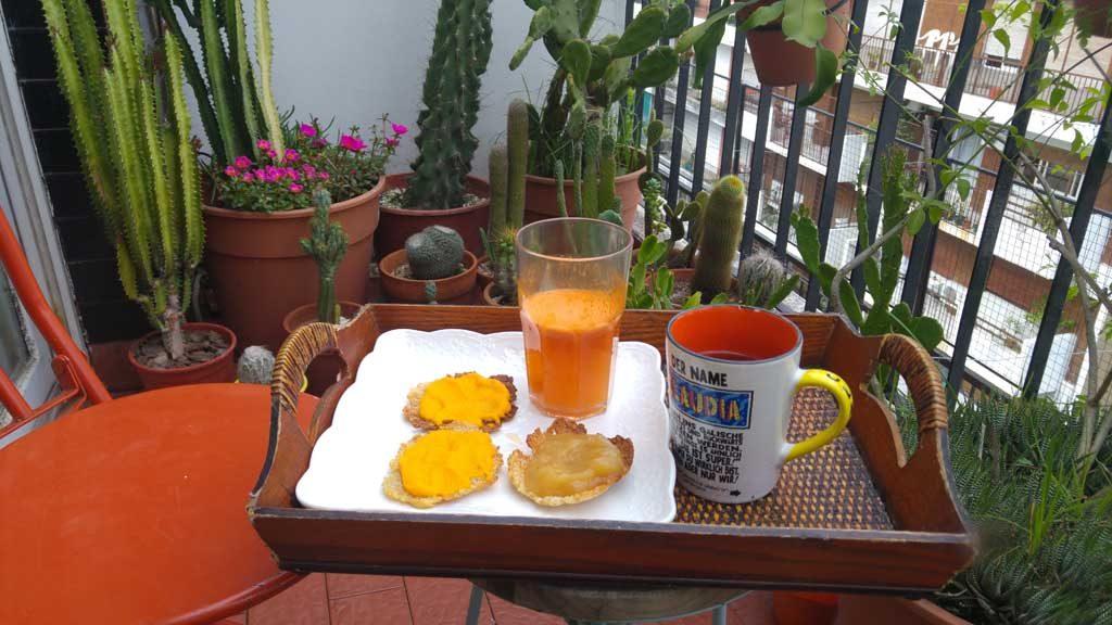 492 a desayuno