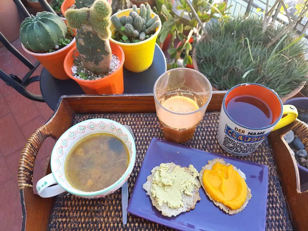 604 desayuno alcalino